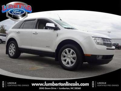 Used 2010 Lincoln MKX - Lumberton NC