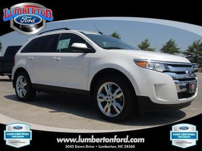 2013 Ford Edge SEL SUV for sale in Lumberton for $31,999 with 39,907 miles.