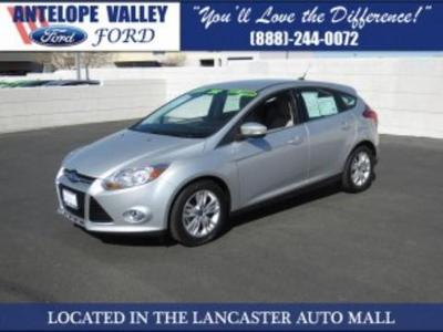 2012 Ford Focus SEL Hatchback for sale in Lancaster for $14,720 with 40,875 miles.