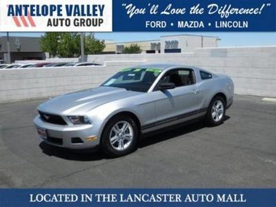 2011 Ford Mustang Coupe for sale in Lancaster for $15,824 with 60,825 miles.