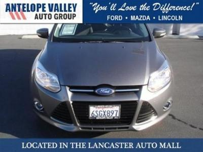 2012 Ford Focus SEL Sedan for sale in Lancaster for $14,135 with 67,554 miles.