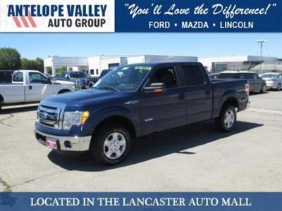 2011 Ford F150 Crew Cab Pickup for sale in Lancaster for $32,013 with 6,272 miles.