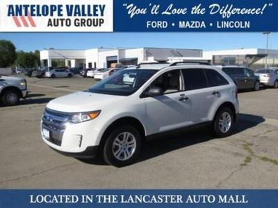 2012 Ford Edge SE SUV for sale in Lancaster for $21,913 with 26,366 miles.