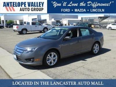 2012 Ford Fusion SE Sedan for sale in Lancaster for $14,223 with 71,351 miles.