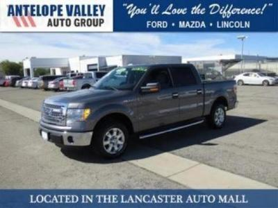 2013 Ford F150 Crew Cab Pickup for sale in Lancaster for $30,928 with 12,575 miles.
