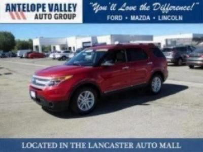 2012 Ford Explorer XLT SUV for sale in Lancaster for $26,510 with 46,310 miles.