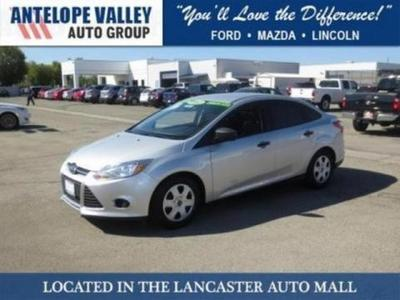 2012 Ford Focus S Sedan for sale in Lancaster for $13,685 with 36,576 miles.