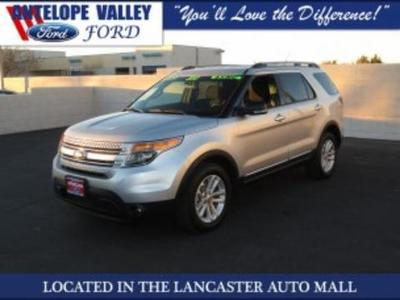 2013 Ford Explorer XLT SUV for sale in Lancaster for $31,621 with 16,467 miles.