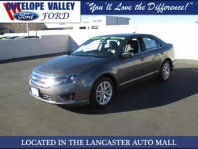 2012 Ford Fusion SEL Sedan for sale in Lancaster for $16,104 with 45,181 miles.