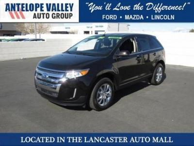 2013 Ford Edge Limited SUV for sale in Lancaster for $27,115 with 21,217 miles.