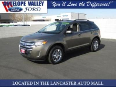 2013 Ford Edge Limited SUV for sale in Lancaster for $27,976 with 25,167 miles.