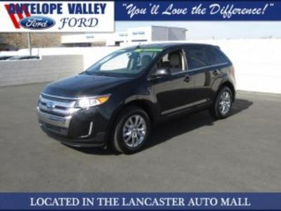 2013 Ford Edge Limited SUV for sale in Lancaster for $27,167 with 18,593 miles.