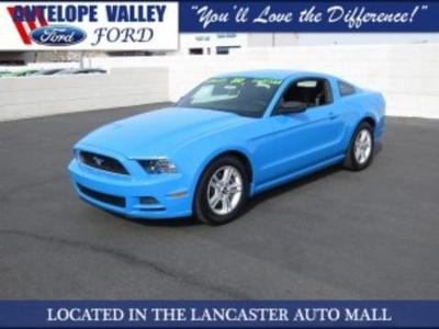 2013 Ford Mustang Coupe for sale in Lancaster for $20,095 with 19,485 miles.