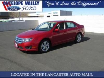 2012 Ford Fusion SE Sedan for sale in Lancaster for $15,872 with 36,806 miles.
