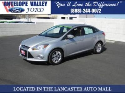 2012 Ford Focus SEL Sedan for sale in Lancaster for $16,904 with 37,797 miles.