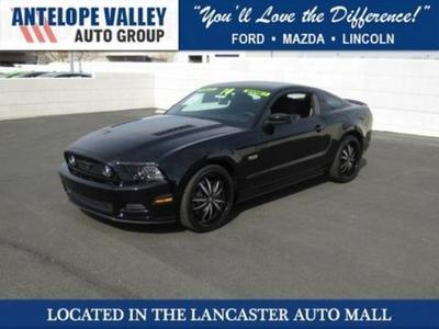 2014 Ford Mustang Coupe for sale in Lancaster for $29,820 with 10,218 miles.