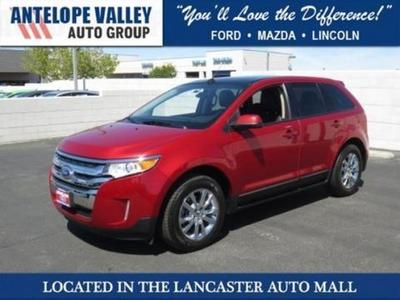 2012 Ford Edge SEL SUV for sale in Lancaster for $28,027 with 35,754 miles.