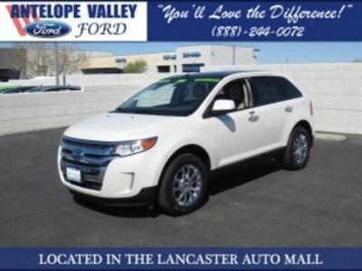 2011 Ford Edge SEL SUV for sale in Lancaster for $26,942 with 28,489 miles.