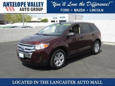 2012 Ford Edge SE SUV for sale in Lancaster for $24,923 with 11,521 miles.