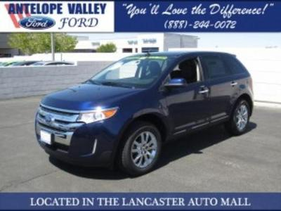 2011 Ford Edge SEL SUV for sale in Lancaster for $25,702 with 30,769 miles.