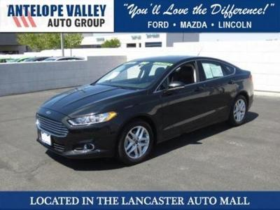 2013 Ford Fusion SE Sedan for sale in Lancaster for $24,420 with 19,801 miles.