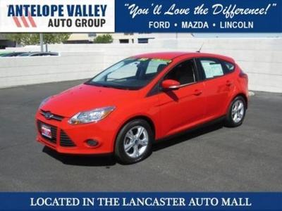 2013 Ford Focus SE Hatchback for sale in Lancaster for $17,571 with 37,663 miles.