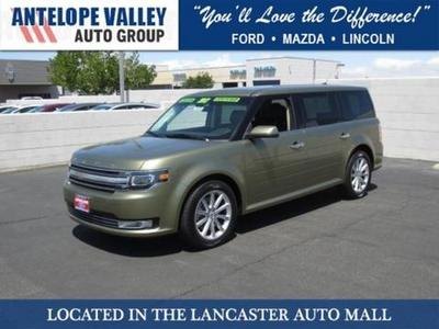 2013 Ford Flex Limited SUV for sale in Lancaster for $28,361 with 40,506 miles.