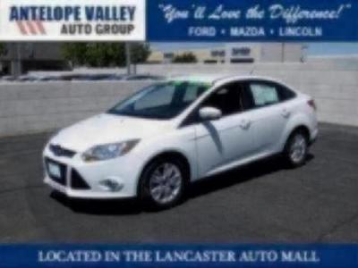 2012 Ford Focus SEL Sedan for sale in Lancaster for $14,987 with 59,555 miles.