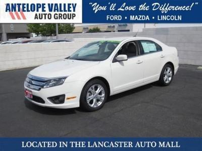2012 Ford Fusion SE Sedan for sale in Lancaster for $16,124 with 49,946 miles.