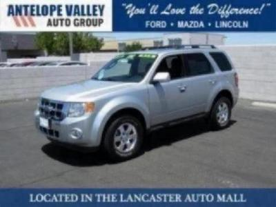 2012 Ford Escape Limited SUV for sale in Lancaster for $21,235 with 46,715 miles.