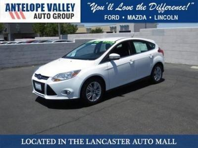 2012 Ford Focus SEL Hatchback for sale in Lancaster for $14,152 with 65,079 miles.