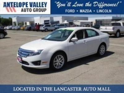 2012 Ford Fusion SEL Sedan for sale in Lancaster for $14,591 with 51,569 miles.