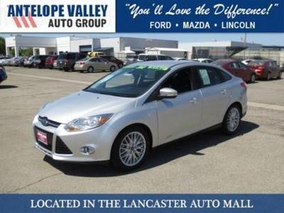 2012 Ford Focus SEL Sedan for sale in Lancaster for $17,520 with 39,479 miles.