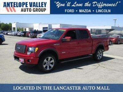 2011 Ford F150 Crew Cab Pickup for sale in Lancaster for $39,837 with 23,941 miles.