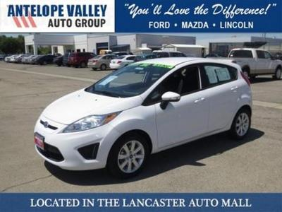 2013 Ford Fiesta SE Hatchback for sale in Lancaster for $14,635 with 29,580 miles.