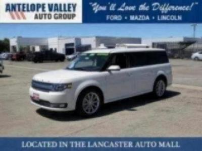 2014 Ford Flex Limited SUV for sale in Lancaster for $31,842 with 27,866 miles.