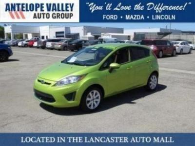 2011 Ford Fiesta SE Hatchback for sale in Lancaster for $13,969 with 28,250 miles.