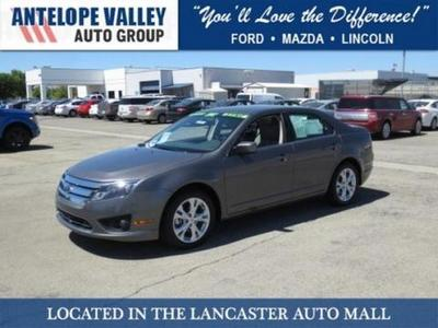 2012 Ford Fusion SE Sedan for sale in Lancaster for $16,346 with 40,718 miles.