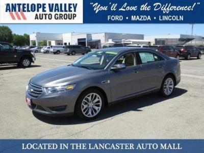 2013 Ford Taurus Limited Sedan for sale in Lancaster for $24,158 with 31,414 miles.