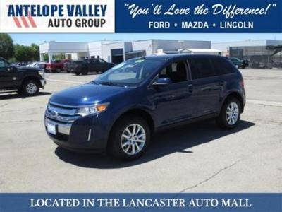 2012 Ford Edge SEL SUV for sale in Lancaster for $26,893 with 31,742 miles.