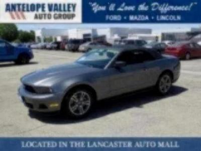 2012 Ford Mustang Convertible for sale in Lancaster for $22,086 with 54,949 miles.