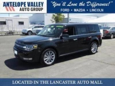 2014 Ford Flex Limited SUV for sale in Lancaster for $33,997 with 30,450 miles.
