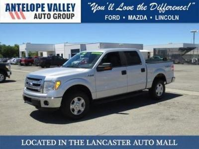 2013 Ford F150 Crew Cab Pickup for sale in Lancaster for $33,605 with 39,989 miles.