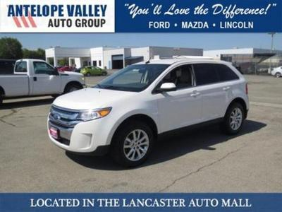 2013 Ford Edge Limited SUV for sale in Lancaster for $27,945 with 44,546 miles.