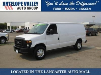 2011 Ford E250 Cargo Van for sale in Lancaster for $21,508 with 47,366 miles.