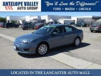 2012 Ford Fusion SEL Sedan for sale in Lancaster for $15,702 with 59,029 miles.