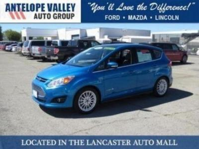 2013 Ford C-Max Hybrid SEL Hatchback for sale in Lancaster for $22,954 with 31,955 miles.