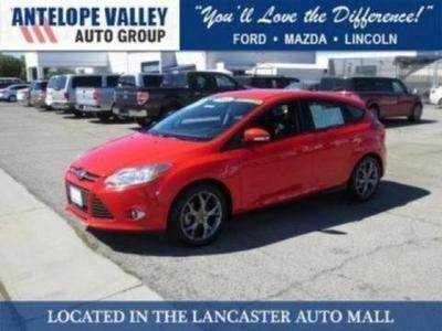 2013 Ford Focus SE Hatchback for sale in Lancaster for $16,985 with 39,266 miles.