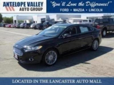 2013 Ford Fusion SE Sedan for sale in Lancaster for $19,910 with 32,852 miles.