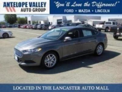 2013 Ford Fusion SE Sedan for sale in Lancaster for $20,909 with 11,912 miles.